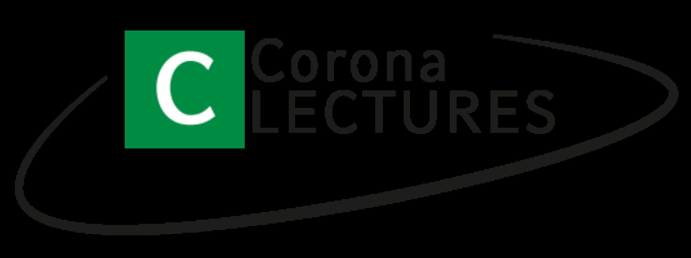 Corona Lectures Logo