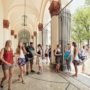 Der Campustag ist eins von vielen Orientierungsangeboten der Zentralen Studienberatung.