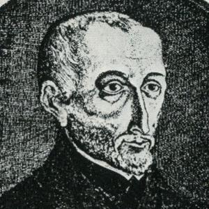 Historischer Druck von Jakob Gretser