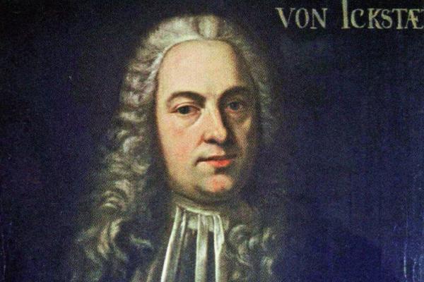 Historisches Gemälde von Johann Adam Freiherr von Ickstatt