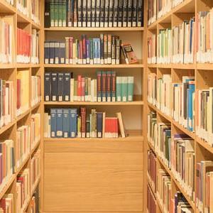 Aufnahme der Philologicum Bibliothek der LMU München.