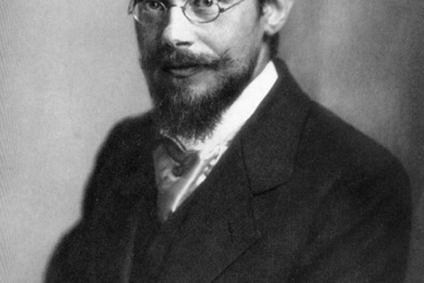Porträt von Albert Rehm