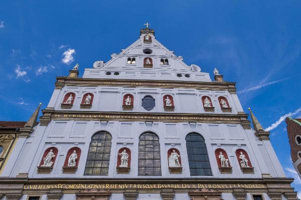 Fotografie des Klosters St. Michael