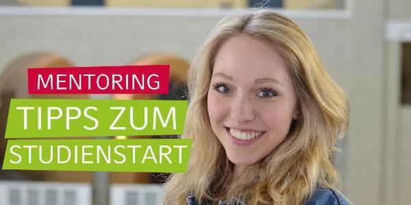 Thumbnail Tipps zum Studium, Mentoring