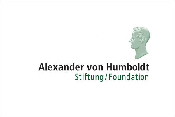 Alexander von Humboldt Stifung/Foundation Logo