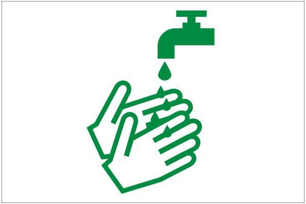 Icon Händewaschen