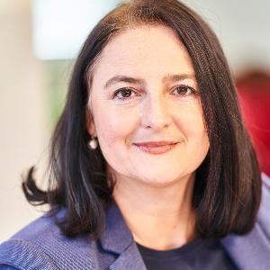 Claudia Russo, Leitung Kommunikation und Presse