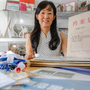 Portrait of Dr. Dongmei Zhang