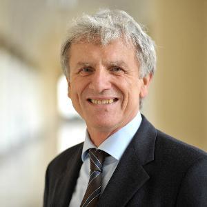 Portrait von Prof. Dr. Martin Wirsing.