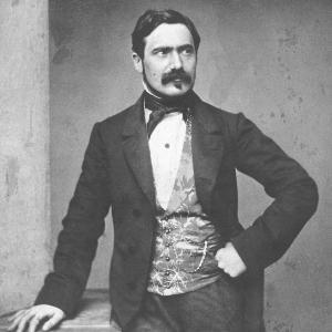 Porträt von Max von Pettenkofer