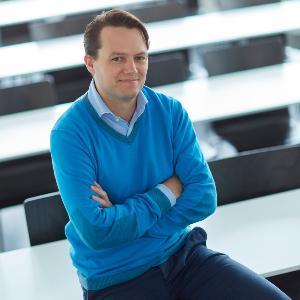 Portätaufnahme von Prof. Dr. Veit Hornung.