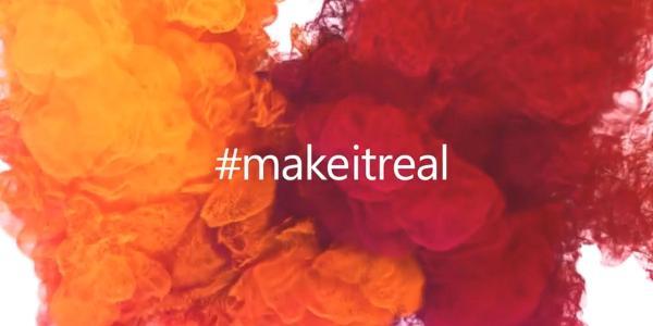 #makeitreal