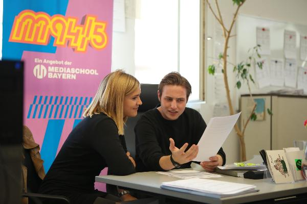 Mediaschool Bayern Studio