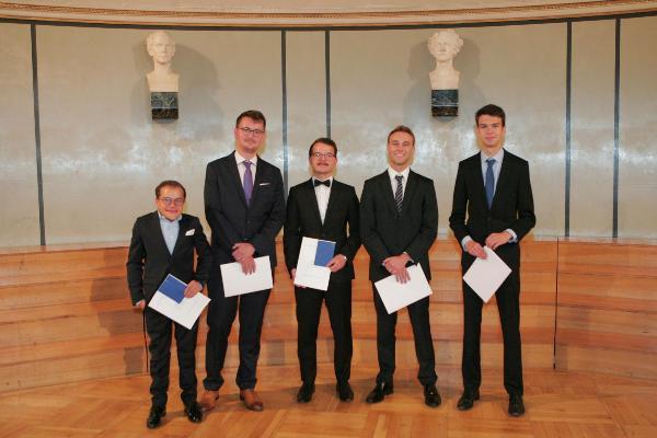 Verleihung des Walburga-Riedl-Preises