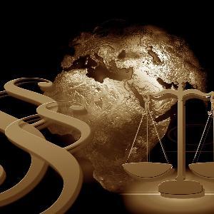 Globus - Justitia - Waage | www.pixabay.com/geralt
