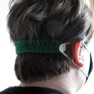 Ohrenschoner für Brillenträger