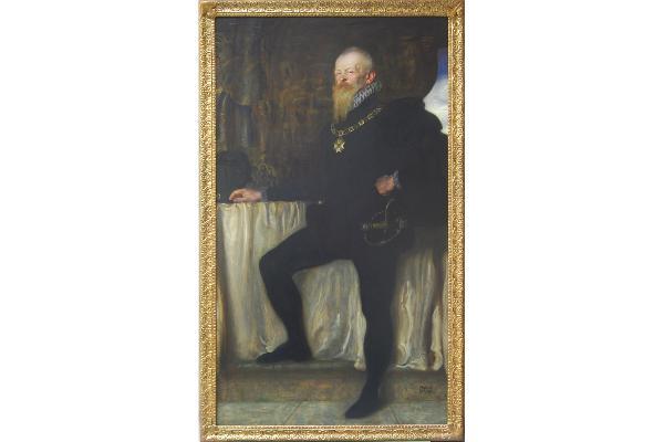 Franz von Stuck: Prinzregent Luitpld