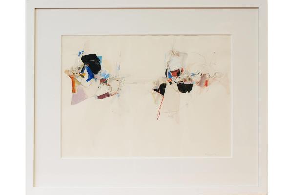 Heino Naujoks: Abstraktes Bild