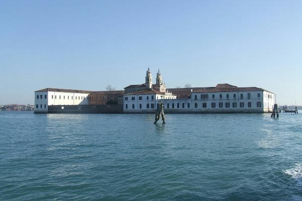 Gebäude der Venice International University