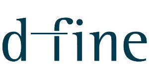 Logo von d-fine