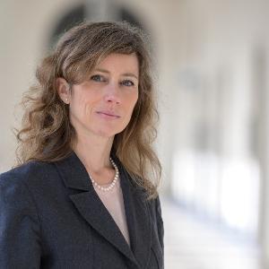 Francesca Biagini, Vizepräsidentin für den Bereich Internationales und Diversity an der LMU