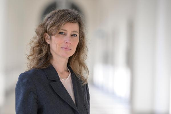 Francesca Biagini, Vice-President for International Affairs and Diversity at LMU
