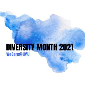 Diversity Month logo