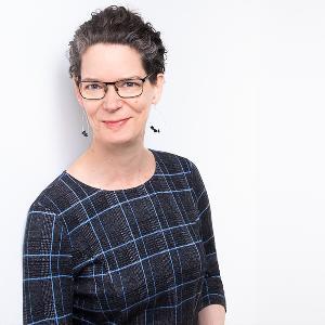 Porträt von Frauke Kreuter, Professorin für Statistik und Data Science in den Sozial- und Humanwissenschaften an der LMU