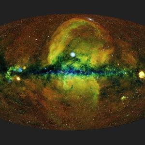 Das energiereiche Universum, gesehen mit dem Röntgenteleskop eROSITA
