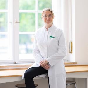 Inga Katharina Koerte, Professorin für neurobiologische Forschung in der Kinder- und Jugendpsychiatrie der LMU und Leiterin der Forschungsgruppe