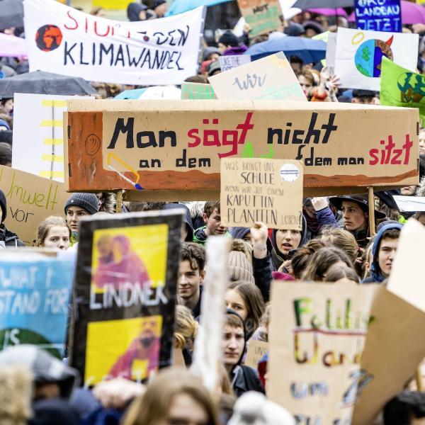 """Vorlesungsreihe """"Bildung für Klimaschutz"""""""