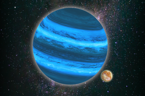 Exoplanets: Liquid water on exomoons of free-floating planets