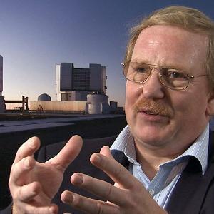 Astrophysiker Reinhard Genzel
