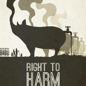 Poster Right to harm